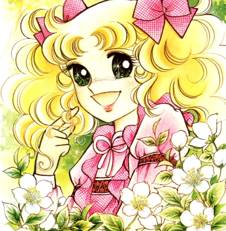 Candy Candy Cartoon