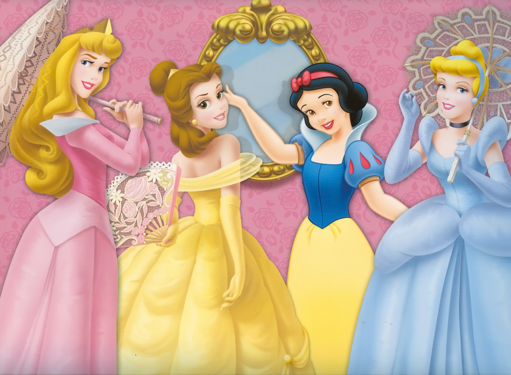 Your Disney princess group want you