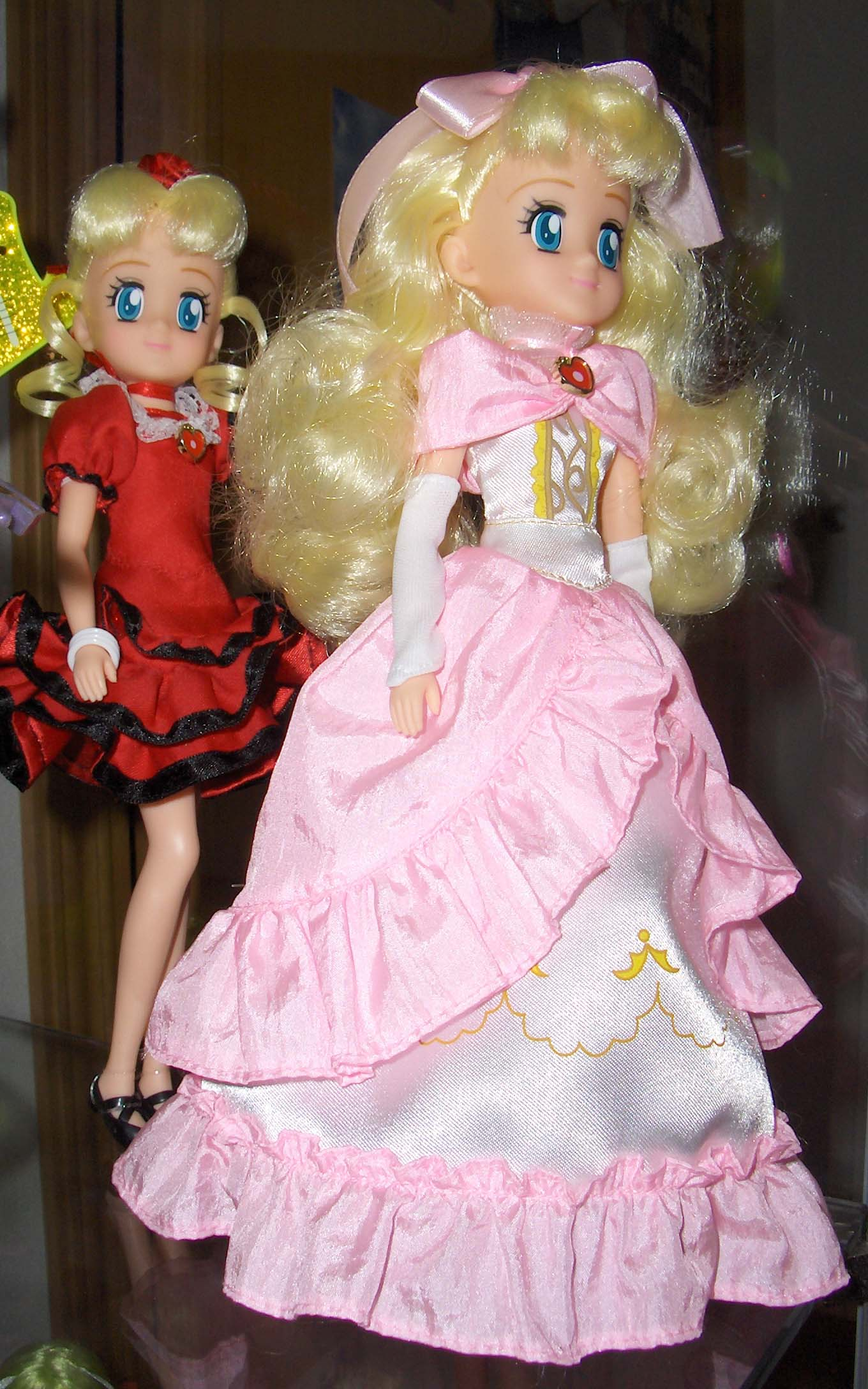 Mycollection1 for Bambole barbie